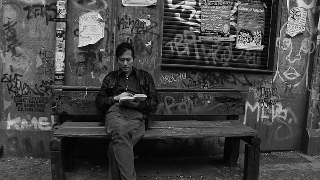 Escena de «Byung-Chul Han en Seúl y Berlín», documental de I. Gresser que se estrena el 9 de febrero en Barcelona