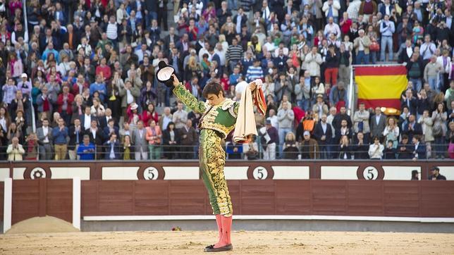 Las Ventas, rendida a Miguel Ángel Perera