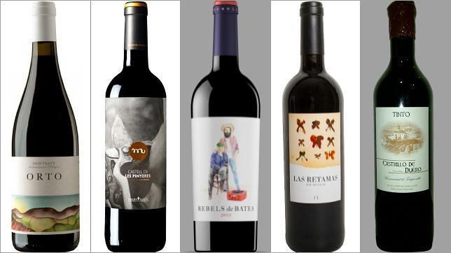 Los mejores vinos tintos de España por menos de diez euros