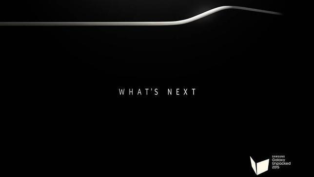 Detalle de la invitación enviada por Samsung de la que se deduce se presentará el Galaxy S6