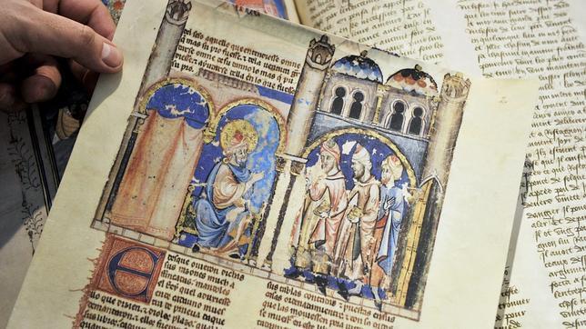 El gafe, según Alfonso X El Sabio: cornudo, traidor y hereje