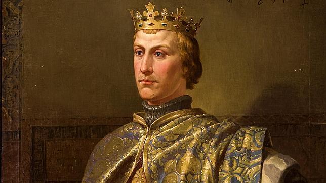 Retrato idealizado de Pedro I, en pertenencia del Consistorio de Sevilla