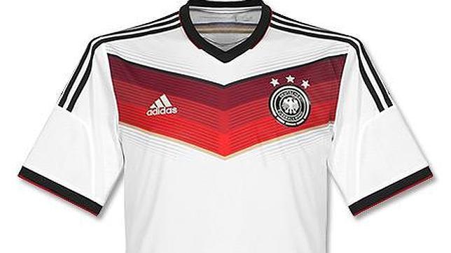19ea26db33 Las diez camisetas de fútbol más bonitas de 2014