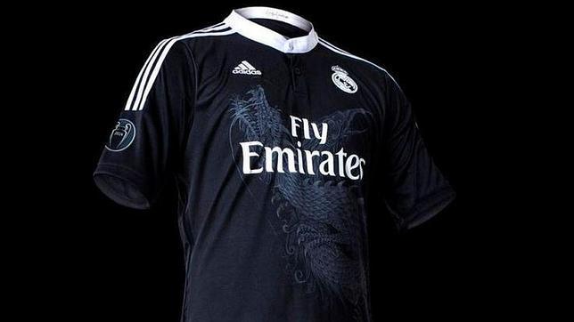 Las diez camisetas de fútbol más bonitas de 2014 311927862fc9c