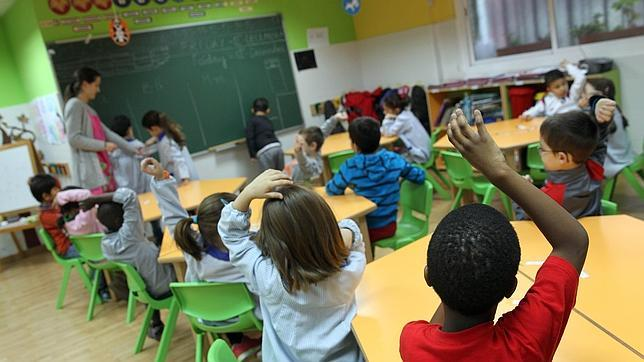Imagen de archivo de un colegio de la ciudad de Valencia