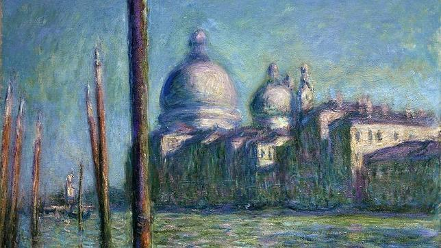 «Le Grand Canal», de Monet