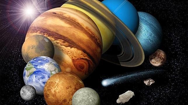 El principio antrópico o la razón de que estemos en el Universo