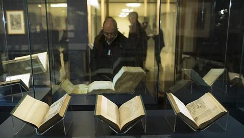 Exposición sobre la Biblioteca del Greco en el Museo del Prado