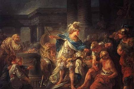 El enigma de las últimas palabras de Alejandro Magno que destruyó su imperio