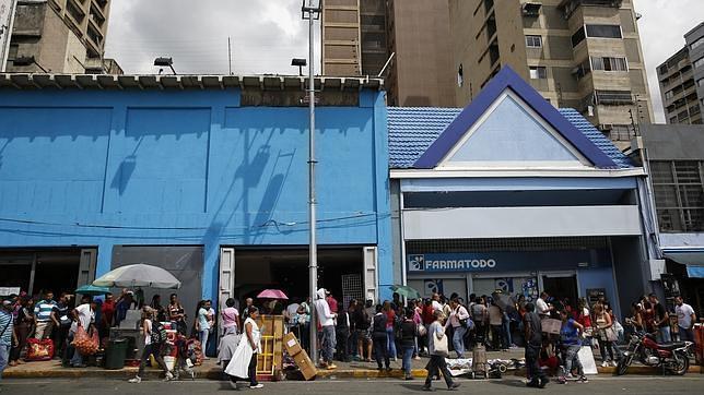 Una caja de preservativos cuesta 650 euros en Venezuela
