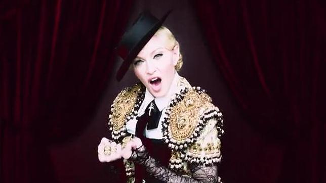 Madonna, torera en su nuevo videoclip