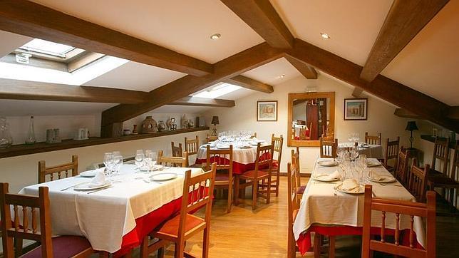 Diez restaurantes para celebrar san valent n con tu pareja for Comedores castilla y leon