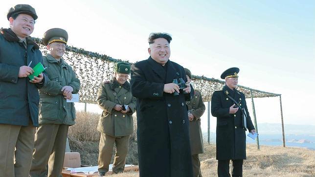 Corea del Norte desplegará en sus fuerzas navales un nuevo misil antibuque «de alta precisión»