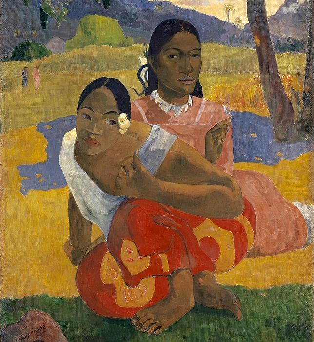 «Nafea faa ipoipo», de Paul Gauguin, vendido por 300 millones de dólares