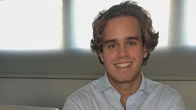Antonio Linares, cofundador de Parkfy