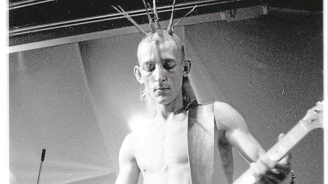 Fotos pertenecientes al libro «Yo disparé en los 80», de MUNSTER RECORDS.