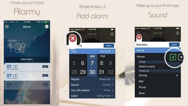 «Sleep if you can» el despertador definitivo para tu móvil