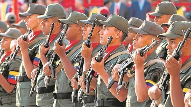Los cubanos enseñan a matar