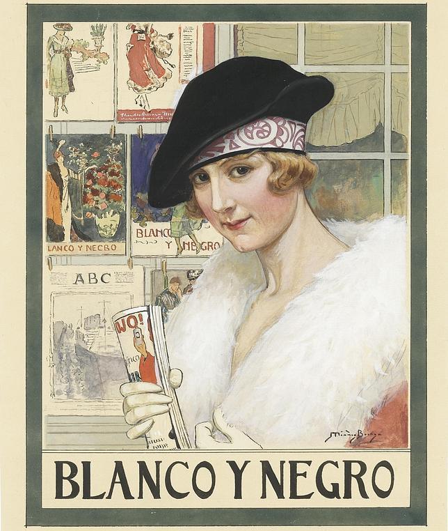 Portada. «Blanco y Negro». 23 de mayo de 1920