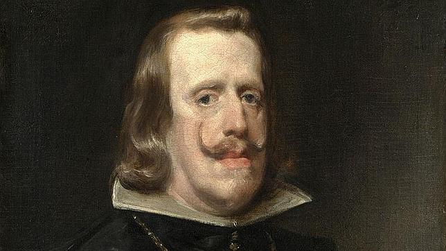 Retrato de Felipe IV, por Diego Velázquez