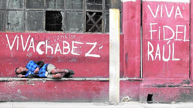 La Venezuela de Chávez guardó más de 11.000 millones en Suiza