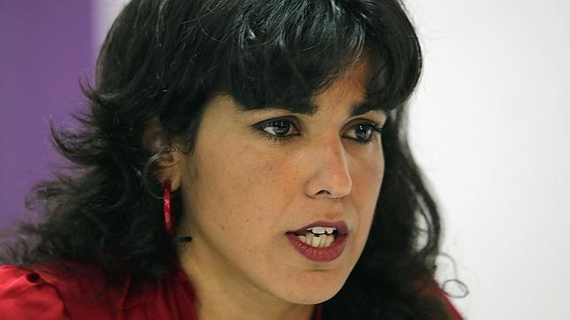 A sus 33 años, Teresa Rodríguez lleva más de 15 años participando en procesos electorales- LA VOZ DIGITAL ... - teresa-rodriguez-podemos--644x362