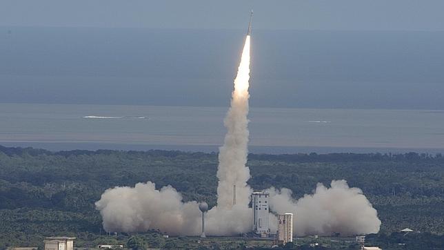 El primer avión espacial europeo demuestra que es de ida y vuelta