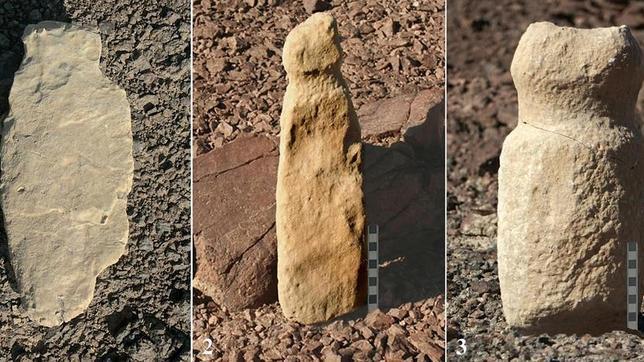 Hallan lugares de culto con tallas de penes y vulvas de hace 8000 años