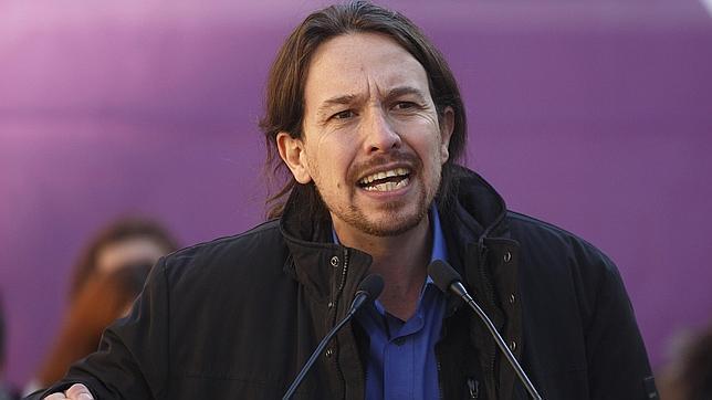 Pablo Iglesias se ufana en la prensa inglesa de que puede ganar las elecciones
