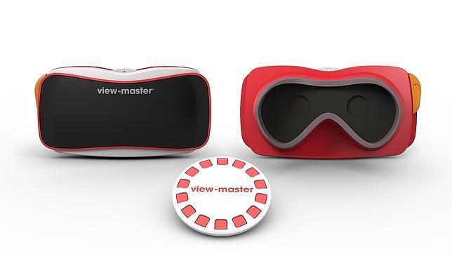 Mattel y Google modernizan un juguete clásico, el «View-master»