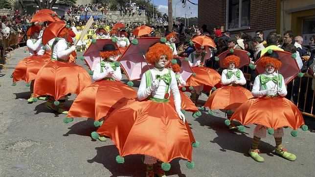 Cinco carnavales que no te puedes perder en castilla y le n - Disfrazes para carnavales ...