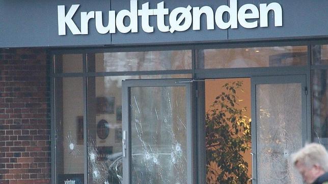 Krudttonden, el café dónde se realizaba le debate