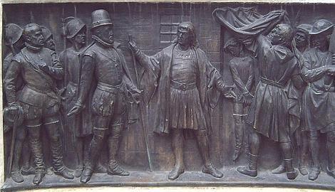 Lope de Figueroa, el héroe de los marines del siglo XVI (los Tercios embarcados)
