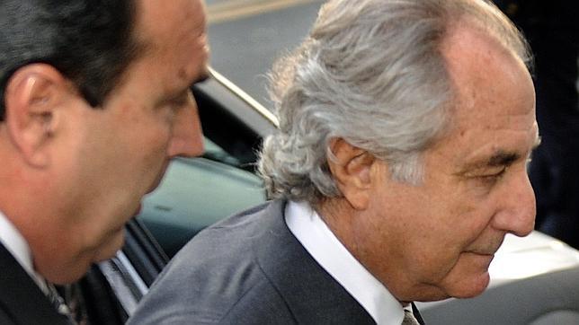 El inversor condenado por estafas multimillonarias, Bernard Madoff
