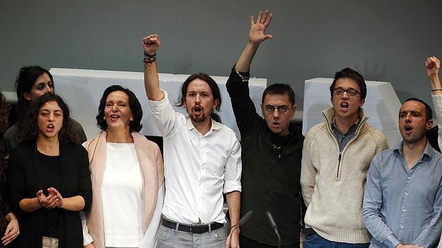 Venezuela paga la vida de lujo en Caracas de los asesores de Podemos