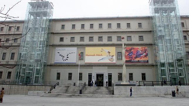 Museo Reina Sofia.La Aterradora Leyenda Del Hospital Que Se Convirtio En El Museo