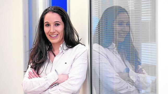 Mercedes Pérez, alcaldesa del PP en Redueña y antigua alumna de Pablo Iglesias