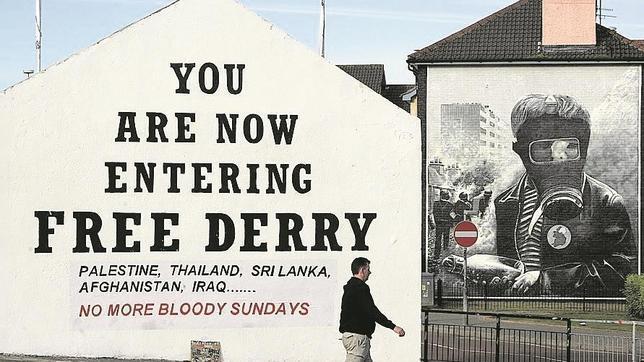 Hallan en el Ulster una bomba colocada con la intención de «matar policías»