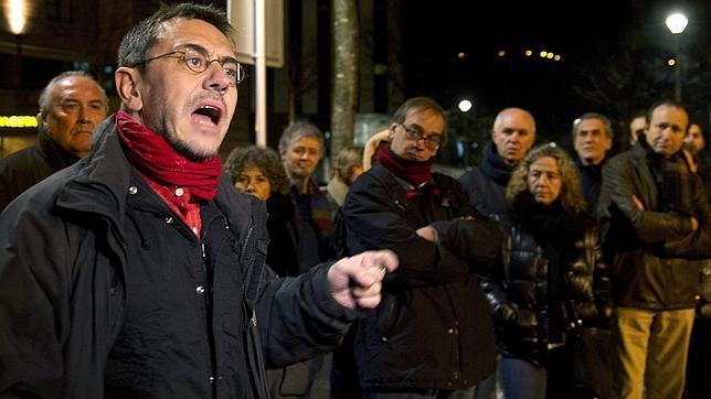 Manos Limpias debe abonar 4.000 euros de fianza para seguir con la querella contra Monedero