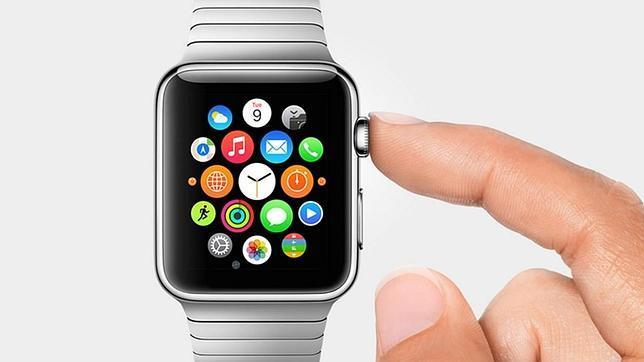 Detalle de Apple Watch