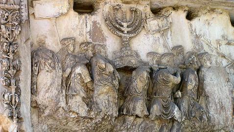 Las Cuevas de Hércules y la Mesa del rey Salomón