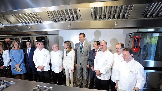 ¿Cuánto cuesta estudiar gastronomía en el vanguardista Basque Culinary Center?