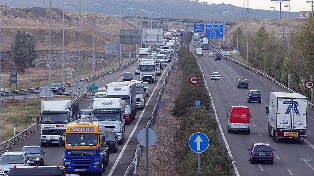 Camiones Autopista Peaje 644x362