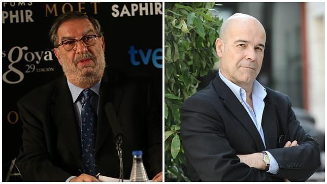 González Macho y Antonio Resines