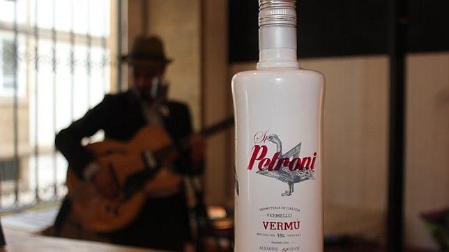 El vermú gallego Petroni