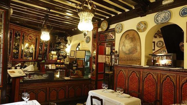 Los restaurantes con m s historia de madrid for Casa botin madrid