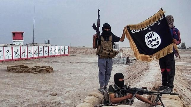 Radicales del Estado Islámico. Archivo