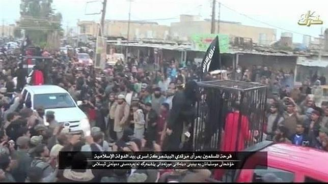 Estado Islámico publica un nuevo vídeo asegurando que ha ejecutado a 21 kurdos