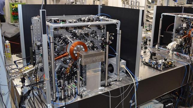 Crean el reloj más preciso del mundo que se desajusta cada 16.000 millones de años