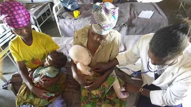 La maldición de ser albino en África